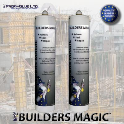 Builders Magic ™ 290 ml professional building materials Thailand BM_web_pic