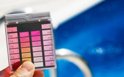 Swimming pools – lowering and raising water pH